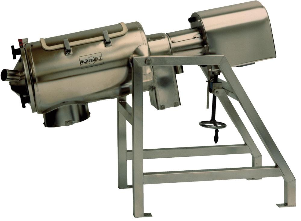 Turbo Separator - Liquid Solid Separator - Russell Finex