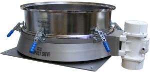 vibrationssikt Russell Compact Sieve